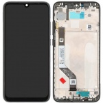 Xiaomi Redmi Note 7 LCD + Touch + Frame - Black (Service Pack)