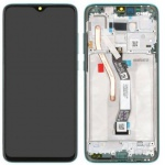 Xiaomi Redmi Note 8 Pro LCD + Touch + Frame - Forest Green (Service Pack)