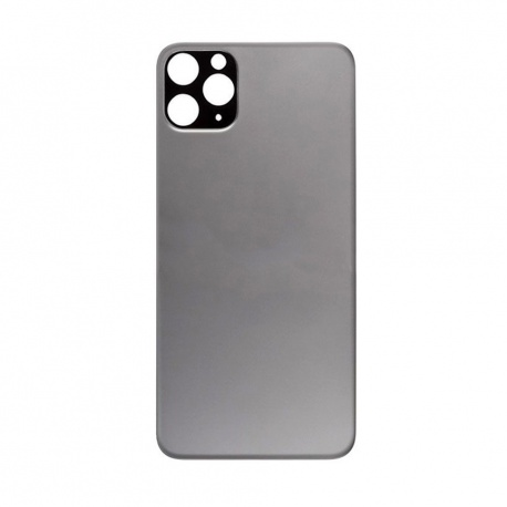 Back Cover Glass for Apple iPhone 11 PRO Max (Black)