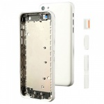 Back Cover White pro Apple iPhone 5C