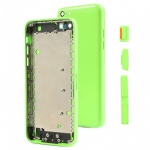 Back Cover Green pro Apple iPhone 5C