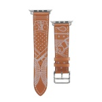 COTEetCI Fashion Leather Band for Apple Watch 38 / 40mm Brown