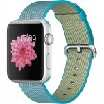 COTEetCI Nylon Band for Apple Watch 38 / 40mm Blue