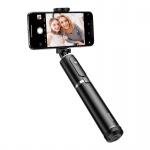 Baseus Fully Folding Selfie Stick Black + Sliver