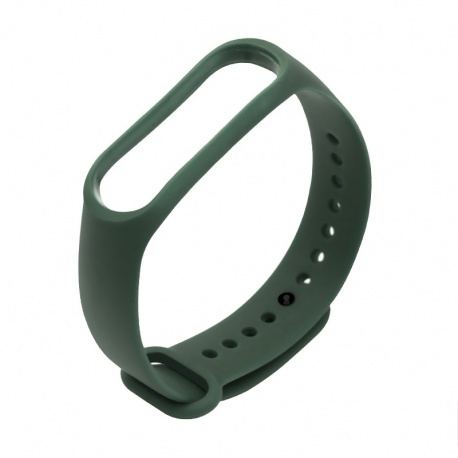 Mi Band 3 / 4 Replacement Strap (Olive Green)