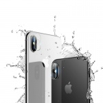 Hoco Camera Lens Protective Glass for Apple iPhone X / XS / XS Max (2PCS)