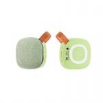 Hoco Light Textile Desktop Wireless Speaker (Green)