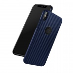 Hoco Delicate Shadow Series Protective Case for iPhone X / XS (Blue)