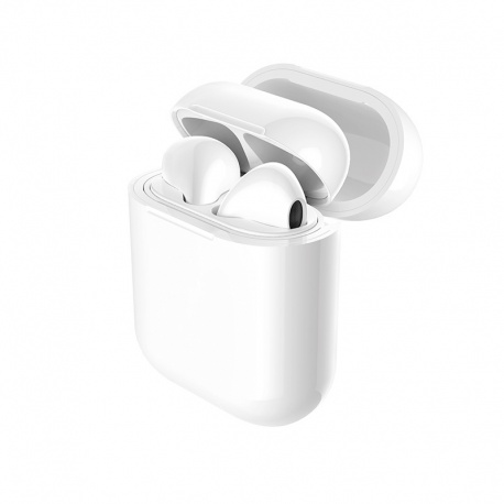 Hoco Wireless Charging Protective Box for AirPods White