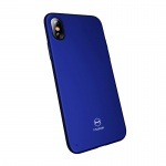 Mcdodo iPhone X / XS Super Vision Grip Case (PC) Blue