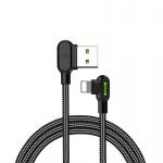 Mcdodo Buttom Series USB AM To Lightning (1,2 m) Black