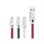Mcdodo Gorgeous Series Micro USB Cable (1 m) Black-White