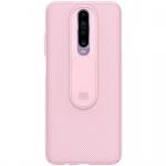 Nillkin CamShield case (Rubber Oil PC) for Xiaomi Redmi K30 / K30 5G Pink