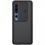 Nillkin CamShield case (Rubber Oil PC) for Xiaomi Mi 10 / Xiaomi Mi 10 Pro Black