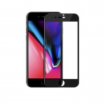 Hoco Mirror Full Screen Tempered Glass for iPhone 7 / 8 (Black)