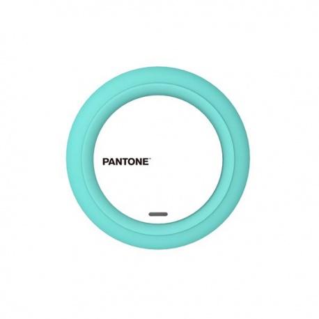 Pantone bezdrátová nabíječka 7,5W světle modrá