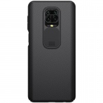 Nillkin CamShield Case (Rubber Oil PC) Xiaomi Redmi Note 9 Pro / 9 Pro Max / Note 9S Black