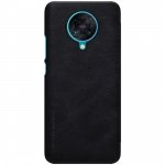Nillkin Qin Leather Case Xiaomi Redmi K30 Pro / Xiaomi Poco F2 Pro Black