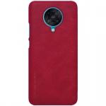 Nillkin Qin Leather Case Xiaomi Redmi K30 Pro / Xiaomi Poco F2 Pro Red
