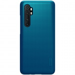 Nillkin Super Frosted Shield Xiaomi Mi Note 10 Lite Peacock Blue