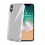 Celly TPU Case for iPhone X / XS Transparent