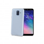 Celly TPU Case for Samsung Galaxy A6 (2018) Transparent