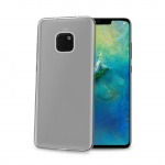 Celly TPU Case for Huawei Mate 20 Pro Transparent