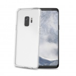 Celly TPU Case for Samsung Galaxy S9 Transparent