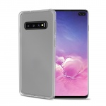 Celly TPU Case for Samsung Galaxy S10+ Transparent