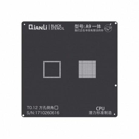 Qianli Black Stencil A9 CPU for 6S / 6S Plus