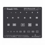 Qianli Black Stencil IC 6 / 6 Plus