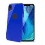 Celly TPU Case for iPhone XR Blue