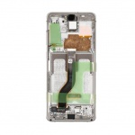 Samsung Galaxy S20+ G986 LCD + Touch + Frame Cloud White (Service Pack)