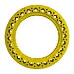 Rubber Wheels for Xiaomi Scooter Yellow (OEM)