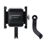 Baseus Knight Motorcycle Holder (Applicable for Bicycle) Black