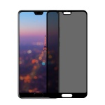 Baseus 0.3mm Anti-Spy Curved Tempered Glass Screen Protector for Huawei P20 Pro Black