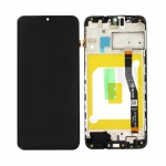 Samsung Galaxy M20 M205 LCD + Touch + Frame Black (Service Pack)