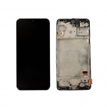 Samsung Galaxy M31s M317F LCD + Touch + Frame Mirage Black (Service Pack)