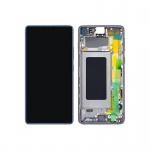 Samsung Galaxy S20+ G986 LCD + Touch + Frame Cosmic Grey (Service Pack)