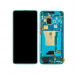 Xiaomi Poco F2 Pro LCD + Touch + Frame Neon Blue (Service Pack)