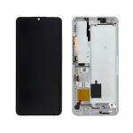 Xiaomi Mi Note 10/ Note 10 Pro LCD + Touch + Frame Glacier White (Service Pack)