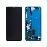 Xiaomi Mi Note 10/ Note 10 Pro LCD + Touch + Frame Aurora Green (Service Pack)