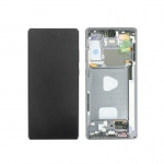Samsung Galaxy Note 20 N980 LCD + Touch + Frame Mystic Grey (Service Pack)