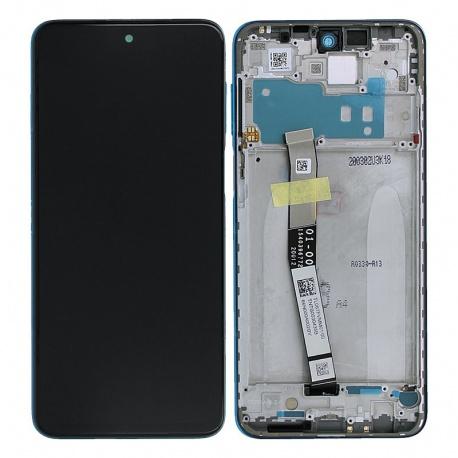 Xiaomi Redmi Note 9S LCD + Touch + Frame Aurora Blue (Service Pack)
