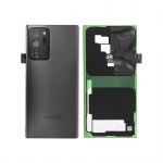 Samsung Galaxy Note20 Ultra 5G N986 Back Cover Black (Service Pack)