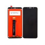 LCD + Touch Motorola E6 Play Black (OEM)