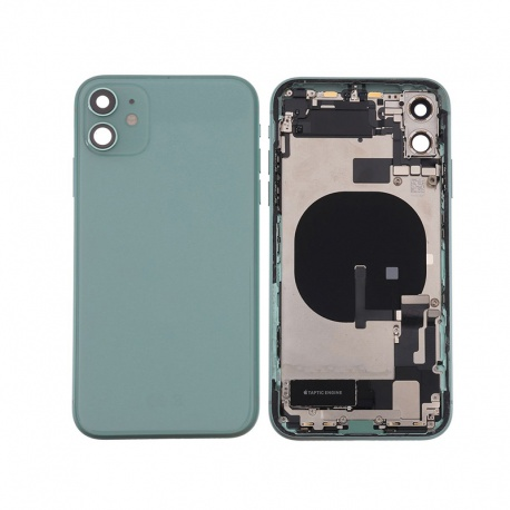Back Cover Assembled for Apple iPhone 11 Green(Genuine)