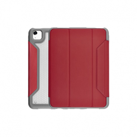 Mutural Case for iPad 12.9 2018/2020  Red