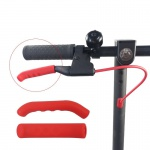 Brake Handle Silicone Bar Grips for Xiaomi Scooter Red (OEM)