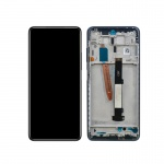 Xiaomi Poco X3 LCD +Touch + Frame Shadow Grey (Service Pack)
